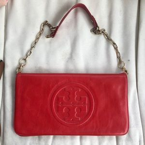Tory Burch Clutch ❤️